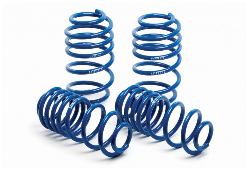 H&R Super Sport Springs 2015-16 Audi A3 Sedan (Quattro)