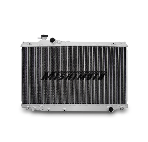 Mishimoto 1993-1998 Toyota Supra X-Line Performance Aluminum Radiator (Manual Transmission)