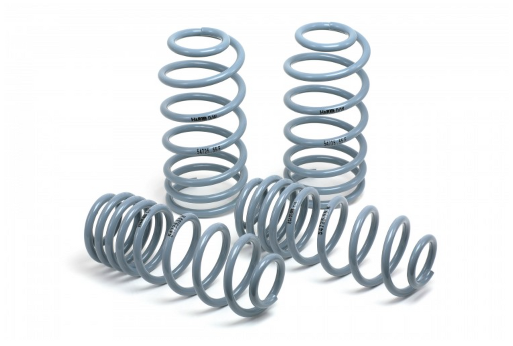 H&R OE Sport Springs 2009-16 Audi A4 /S4 (2WD & AWD) B8
