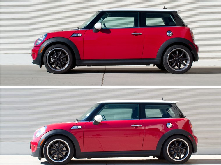 NM Eng. RS Alpha Spring Kit MINI Cooper R56/58 Cooper S & JCW Hardtop/Coupe