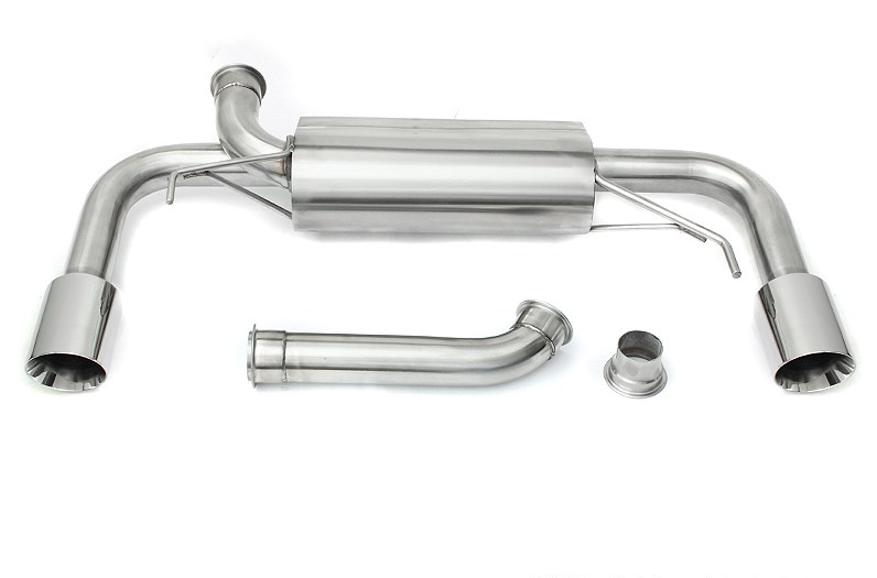 Neu-F Performance Exhaust 2012-2014 Fiat 500 Abarth