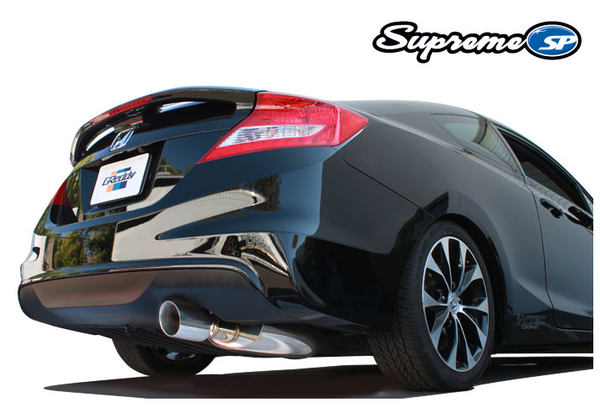 Greddy Supreme SP Exhaust 2012-2015 Honda Civic Si 2 Door