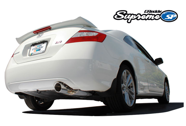 Greddy Supreme SP Exhaust 2006-2011 Honda Civic Si 2 Door