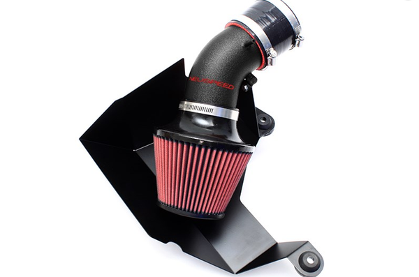 Neuspeed P-Flo Short Ram Intake 2015-up Audi A3 TDI 150HP and 2015-up VW Golf Sedan & SportWagen TDI 150HP
