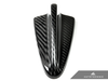 AutoTecknic Vacuumed Carbon Fiber Shark Fin - E46 Coupe (M3) and the E39 Sedan (M5)