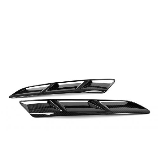 APR Carbon Fiber Fender Vents 2014-up Chevrolet Corvette C7