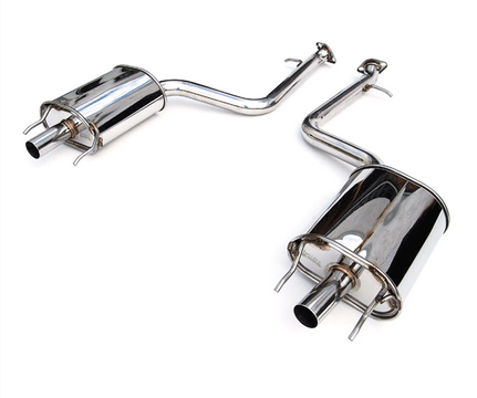 Invidia Q300 Axle-Back Exhaust 2012-up Lexus GS350 RWD (no tips)