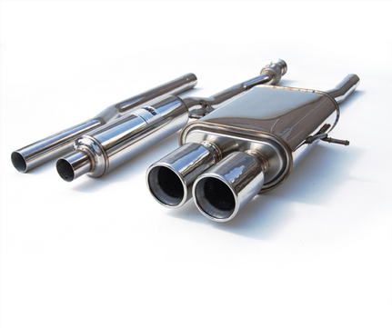 Invidia Q300 Cat-Back Exhaust 2007-13 Mini Cooper S (SS tips)