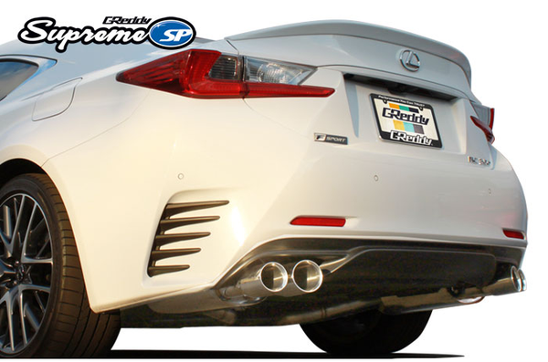 Greddy Supreme SP Exhaust 2015-2016 Lexus RC350