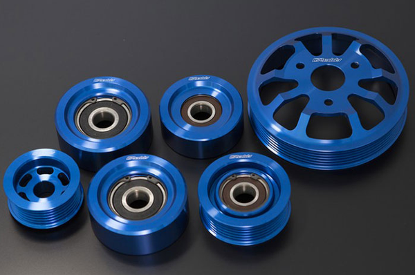 Greddy Pulley Kit 2013-up Scion FR-S / Subaru BRZ