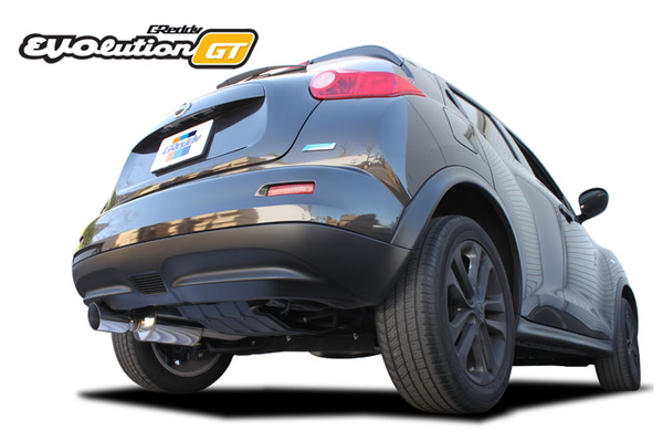 Greddy EVOlution GT Exhaust 2010-2016 Nissan Juke