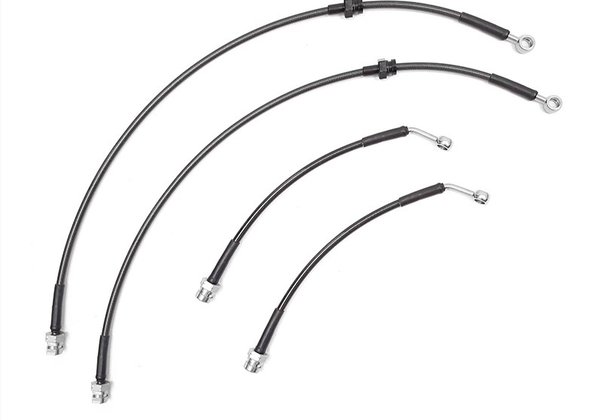 Neuspeed Sport Brake Line Kit 2015-UP Audi S3 / 2015-UP VW Golf R and e-Golf with Electronic Parking Brake