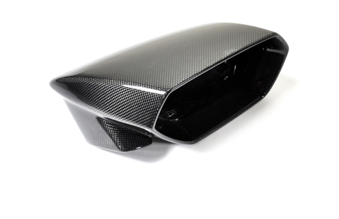 AutoTecknic Replacement Dry Carbon Mirror Covers  Lamborghini Huracan LP610-4 | LP580-2