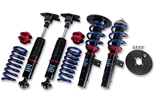 Buddy Club Sport Spec Dampers 2013-2017 BMW 3 Series (F30)