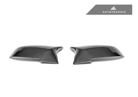Autotecknic Replacement M Inspired Carbon Mirror Covers - F20 1-Series | F22 2-Series | F30 3-Series | F32/ F36 4-Series | F87 M2