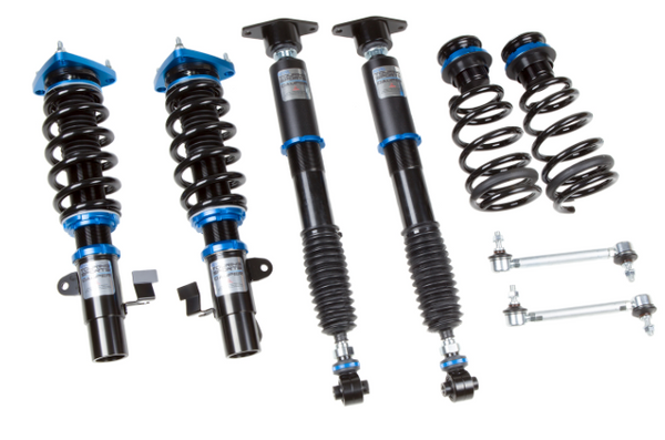 Revel TSD Coilovers 2010-2013 Mazda3 / 2010-2013 Mazdaspeed3