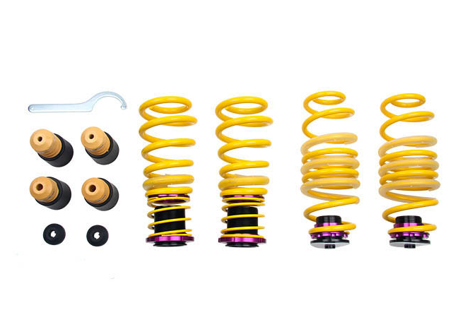 KW H A S  Coilover Kit 2013-2015 Porsche Boxster/Cayman (Type 981) w