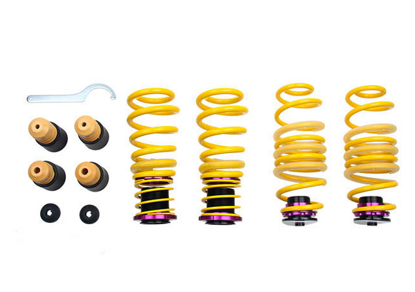 KW H.A.S. Coilover Kit 2017+ Audi A4 (B9) Sedan 2WD (with Electronic Dampers)