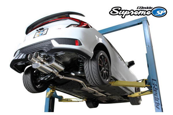 Greddy Supreme SP Exhaust 2017-up Honda Civic Si Coupe Turbo (FC3)