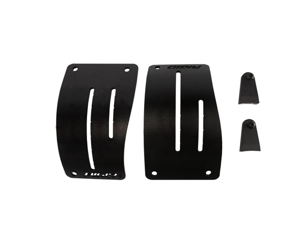 Rigid Industries 2018-2019 Jeep Wrangler JL Cowl Mount (fits 2 D Series)