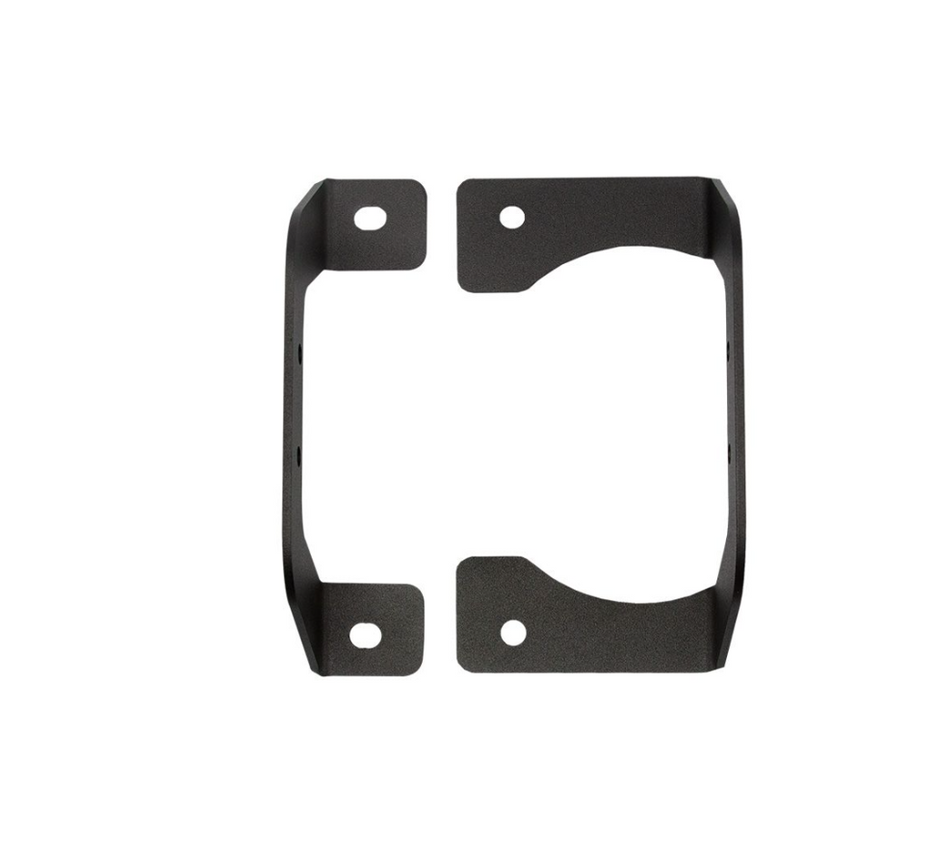 Rigid Industries 2018-2019 Jeep Wrangler JL Fog Lamp Mount (fits 2 D Series)