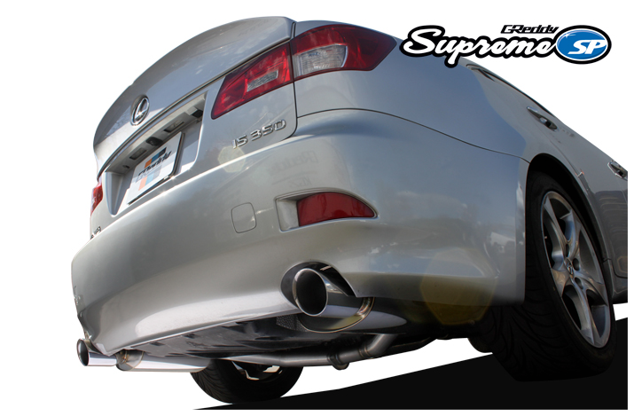 Greddy Supreme SP Exhaust 2006-2013 Lexus IS350 / IS250