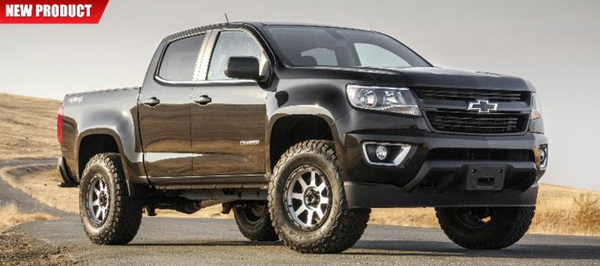 Lifted Chevy Colorado >> ReadyLift SST Lift Kits Gen 2 2015-2019 Chevrolet Colorado / GMC Canyo – Darkside Motoring