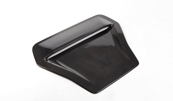 Revel GT Dry Carbon 2017-2018 Honda Civic Type-R (FK8) Engine Hood Scoop Cover