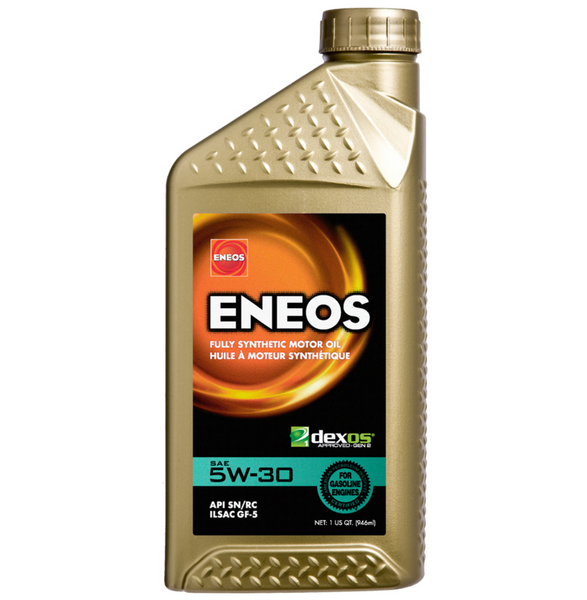 ENEOS Fully Synthetic Motor Oil 5W-30