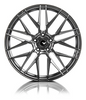"20"" Vorsteiner V-FF 107 Carbon Graphite Wheels Tesla Model 3 Fitment"
