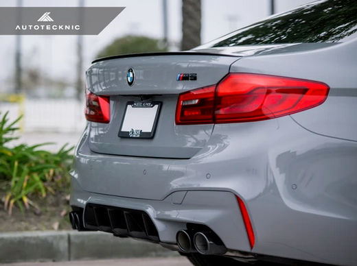 AutoTecknic Dry Carbon Competition Rear Diffuser F90 M5