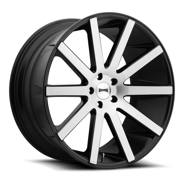 DUB One Piece Wheels Shot Calla S221