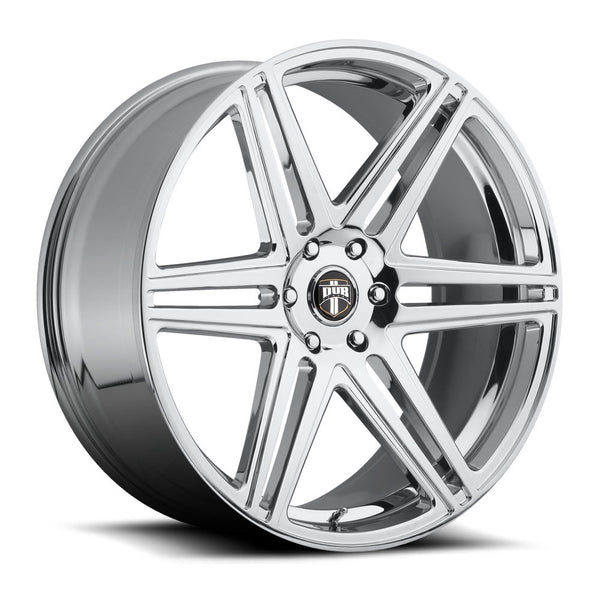 DUB One Piece Wheels Skillz S122