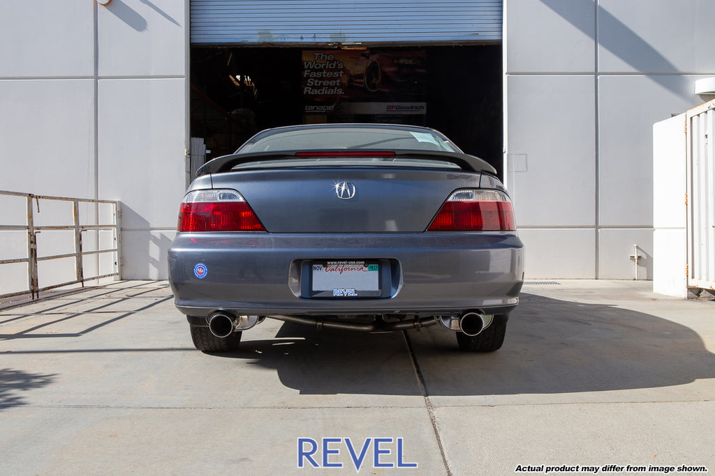 Revel Medalion Touring S 2001-2003 Acura TL Type-S (Cat-Back)
