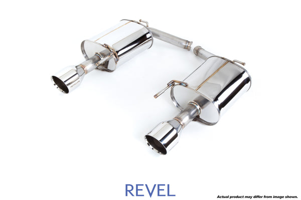 Revel Medalion Touring S 2011-13 Infiniti G25 Sedan RWD, G25X AWD / 2007-08 G35 Sedan / 2008-13 G37 Sedan (axle back)