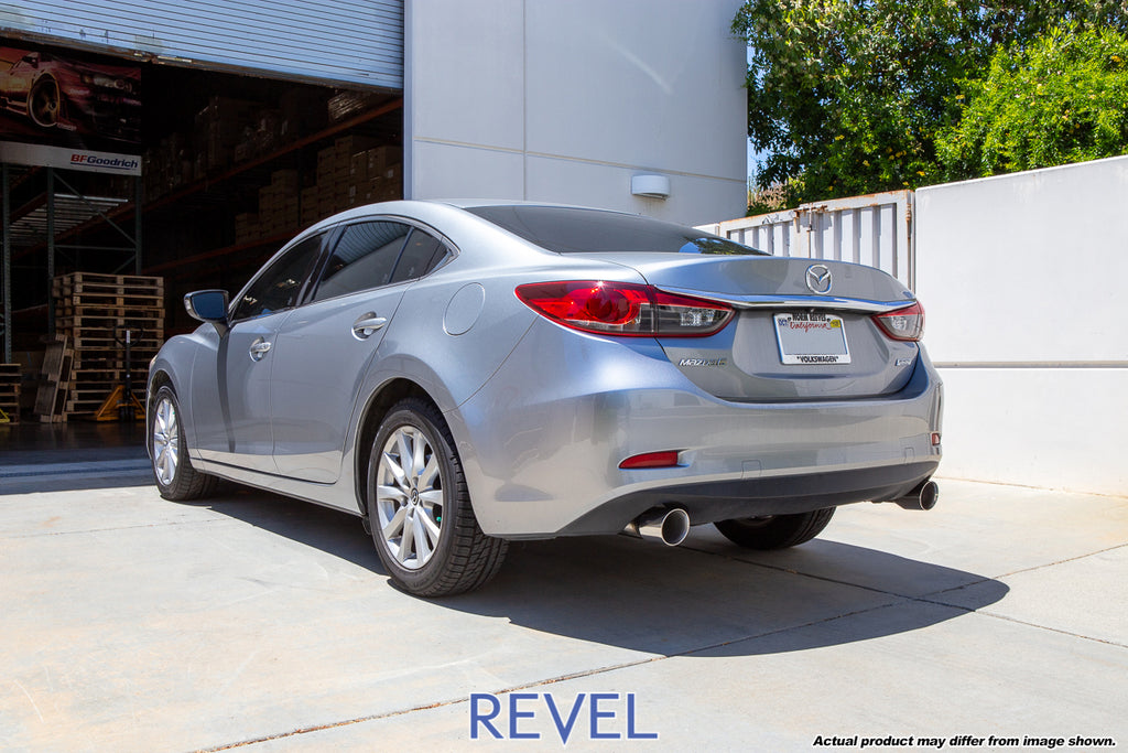 Revel Medalion Touring S 2014-2017 Mazda 6 (dual muffler/rear section)