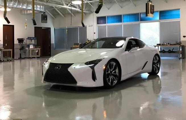 RS-R Lexus LC500 TI2000 Down Sus Springs