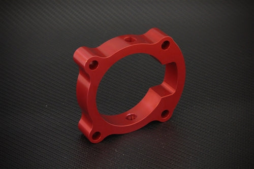 Torque Solution Throttle Body Spacer 2010-2012 Hyundai Genesis Coupe (2.0T)
