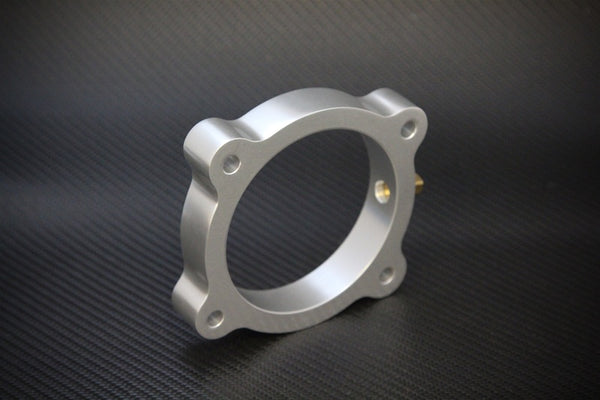 Torque Solution Throttle Body Spacer 2013+ Hyundai Genesis V6 (3.8L)