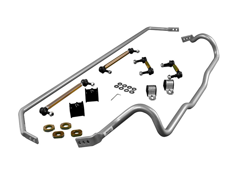 Whiteline Front & Rear Sway Bar Kit 2016+ Ford Focus RS