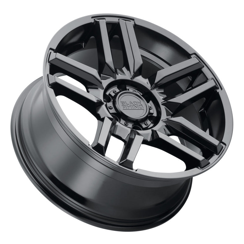 Black Rhino Mesa 18x9.0 6x139.7 ET-18 CB 112.1 Matte Black w/Machined Face Wheel