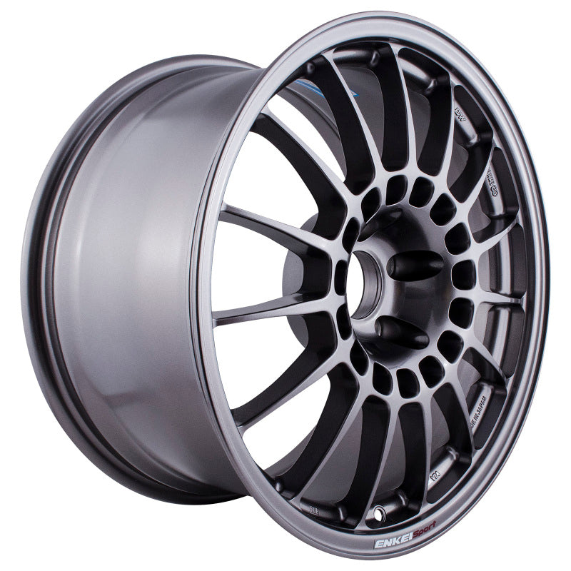 18x9.5 Enkei Racing RC-T5 (Dark Silver)