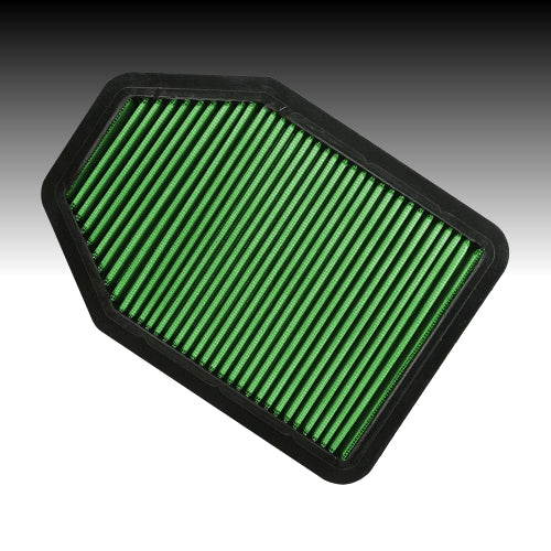 Green Filter Pannel Filter 2007-2018 Jeep Wrangler