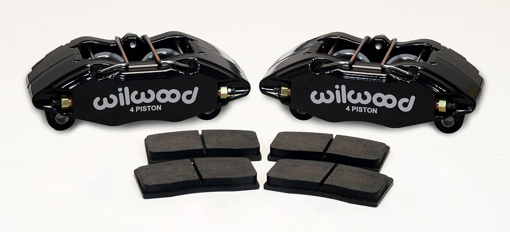 Wilwood Direct Bolt-On Forged DPHA Front Caliper Kit Honda / Acura
