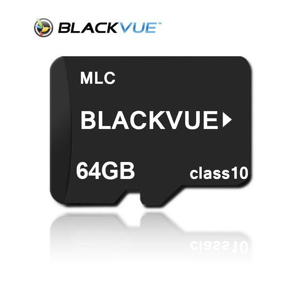 Blackvue 64gb Micro-SD CARD (NTV-KIT821)