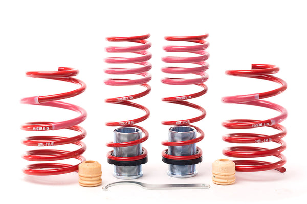 H&R Suspension VTF Adjustable Lowering Springs 2017-2019 Porsche 718 Cayman (982)