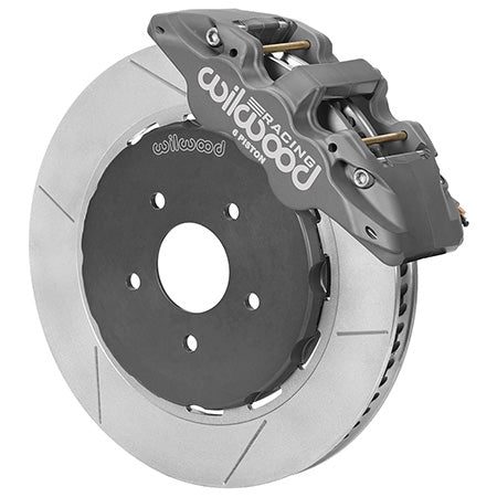 "Wilwood Aero6R/ST Front Big Brake Kit 14"" 1997-2013 Chevrolet Corvette C5/C6"