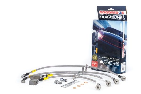 Goodridge G-Stop Brake Line kit 2017-up Honda Civic Type R (FK8)