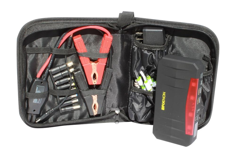 BF Xenon 21,000 mAh Premium Portable Jump Starter & Power Bank