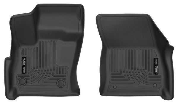 Husky Liners X-act Contour Floor Liners 2015-2018 Ford Edge / 2016-2018 Lincoln MKX (Front)